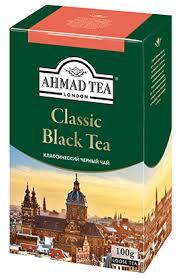 Classic <b>Black Tea</b> - Классический <b>Черный Чай</b>