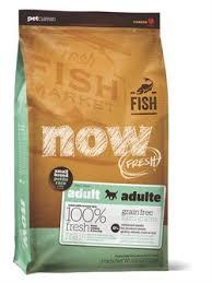 Беззерновой <b>сухой корм NOW</b> Fresh Small Breed Recipe Fish ...