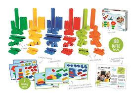 LEGO 45019 <b>Кирпичики DUPLO для</b> творческих занятий купить ...