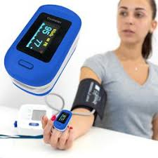 Portable Digital Finger Pulse Oximeter Blood Oxygen ... - Vova