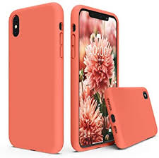SURPHY Silicone Case Compatible with iPhone Xs ... - Amazon.com