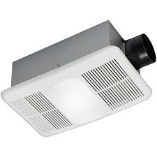bathroom heaters exhaust fan light:  sone  cfm white bathroom fan with integrated heater and light
