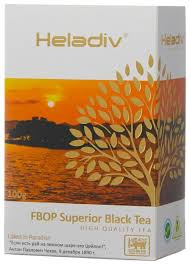 Купить <b>Чай черный Heladiv</b> FBOP Superior, 100 г по низкой цене с ...