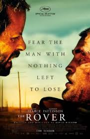 The Rover (2014) hd