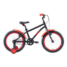 <b>Велосипед Stark</b>'20 <b>Foxy 18</b> Boy чёрный/красный H000016490 ...