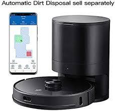 Amazon.com - <b>Proscenic M7 Pro</b> LDS Robot Vacuum Cleaner ...