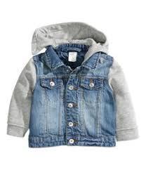 Denim & Fleece <b>Jacket</b> (Baby Boys) | For baby 7 (<b>Jacket</b> & Coat ...