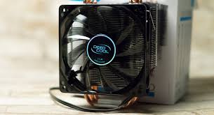 Обзор процессорного <b>кулера DeepCool Gammaxx</b> 400 RED