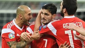 Сборная <b>России</b> разгромила Шотландию в отборочном матче ...