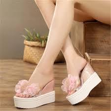 <b>MVP BOY</b> Summer <b>Women</b> Shoes High Heel 12CM Platform ...