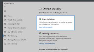 Защита <b>устройств</b> в Центре <b>безопасности</b> Защитника Windows ...
