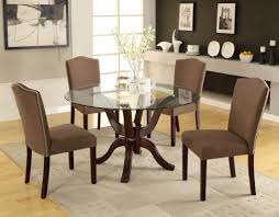 Glass Dining Room Tables Round Nice Granite Dining Room Tables 3 Round Glass Dining Room Table