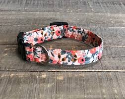 <b>Spring dog</b> collar   Etsy