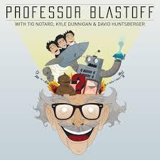 Professor Blastoff