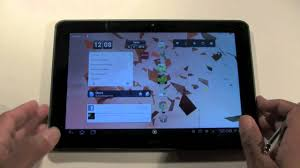 Android <b>Tablet</b>: How to Change the Language - YouTube