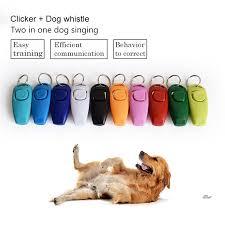 [SY] <b>Hot Sale</b>!<b>Combo Dog Clicker</b> & Whistle - Training,Pet Trainer ...