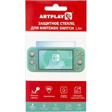 Купить <b>аксессуар Защитное стекло</b> Artplays для Nintendo Switch ...