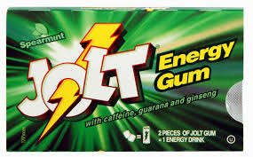 how to do more have more fun get more done jolt energy gum jolt energy gum caffeine gum good chewing gum keeps awake