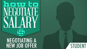 how to negotiate salary negotiating your first job offer course how to negotiate salary negotiating your first job offer course trailer
