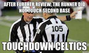 Best Of The NFL Replacement Refs Meme | WeKnowMemes via Relatably.com
