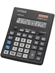 <b>Калькулятор</b> настольный Business Line CDB CITIZEN 9800318 в ...