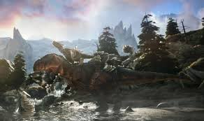 ARK Survival Evolved UPDATE: PS4 and Xbox One Valguero ...
