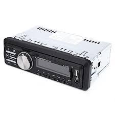 DC <b>12V 60W x</b> 4 Car Stereo Radio bluetooth MP3 Player Remote ...