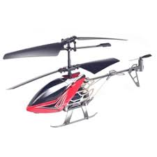 <b>3</b>-<b>х канальный</b> вертолет Sky Dragon с гироскопом (красный) на ИК