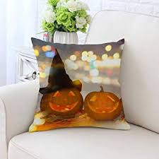 Buy Leoie <b>Digital Printed Halloween</b> Soft Pillow Case <b>Sofa</b> Cushion ...