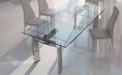 glass dining room table with extension photo of well glass dining room table with extension of bathroom recessed lighting design photo exemplary