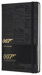 <b>Блокнот Moleskine Limited Edition</b> James Bond. Titles Large ...