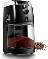 Secura Electric Burr Coffee Grinder Mill, Adjustable ... - Amazon.com