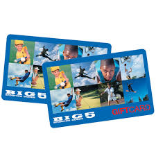 Big 5 Gift Card   Big 5 Sporting Goods