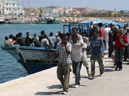 Eritreans – again the top group of <b>new arrivals</b> in <b>Italy</b> in 2018 ...