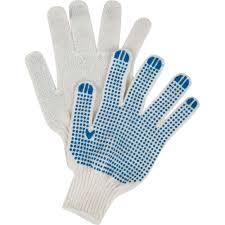 Перчатки <b>хлопчатобумажные</b> с ПВХ в Москве – купить по низкой ...