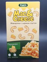 <b>Макароны</b> с сырным соусом пармезан <b>Mac&Cheese Foody</b> ...