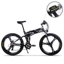 <b>Rich Bit</b>® New Updated <b>RT</b>-<b>860</b> 36V*250W Electric Bike Mountain ...