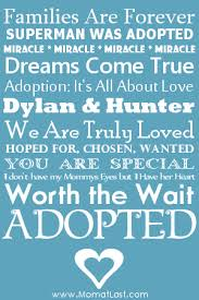 National Adoption Day Quotes. QuotesGram