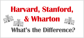 does it make a difference if i attend harvard stanford or wharton