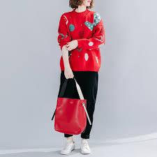 2019 <b>Plus Size Christmas</b> Sweater Women 2019 Autumn And ...