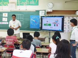english heads for elementary school in but hurdles abound a filipino teaches english to elementary school children in toyonaka osaka prefecture in