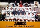 Zanussi madrid