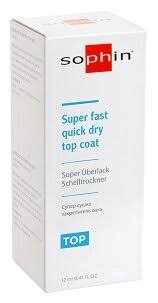 <b>Sophin</b> верхнее покрытие Super Fast Quick Dry Супер <b>сушка</b> ...