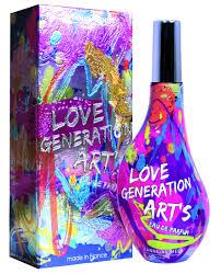 <b>Jeanne Arthes Love</b> Generation Art's 60ml Eau de Parfum - Buy ...