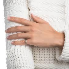 <b>Перстень из</b> белого золота Stone - купить за 38 000 руб. в ...