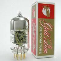 «<b>Радиолампа</b> 6922 / ECC88 / ECC808 Genalex Gold Lion ...