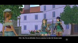 atelier firis the alchemist and the mysterious journey pc review following in the footsteps of her teacher firis is permitted leave onto the surface world under one strict condition that she passes the alchemical