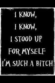 My inner bitch :) on Pinterest | Understanding Women, Neon ... via Relatably.com