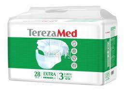 <b>Подгузники TerezaMed Extra Large</b> №3 28шт
