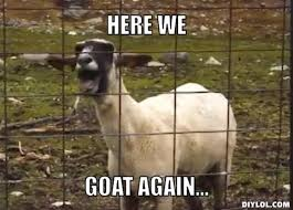 Goats are awesome - share your love of goats! - Page 49 - The ... via Relatably.com